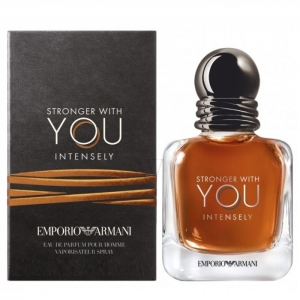 Giorgio Armani Stonger With You Intensly
