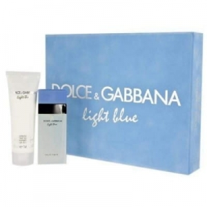 Dolce&Gabbana Light Blue Set