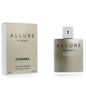 Chanel Allure Homme White